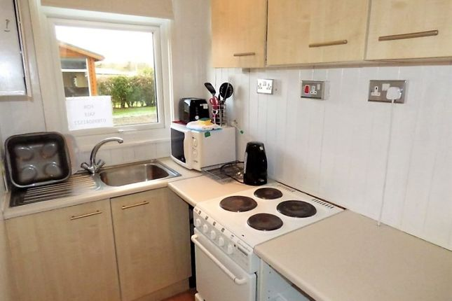 Fitted Kitchen of 201A Eighth Avenue, South Shore Holiday Village, Bridlington YO15