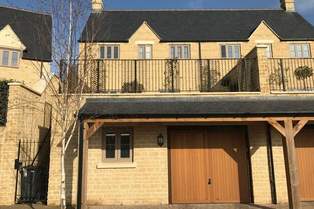 Thumbnail Semi Detached House For Sale In Matthews Walk Cirencester