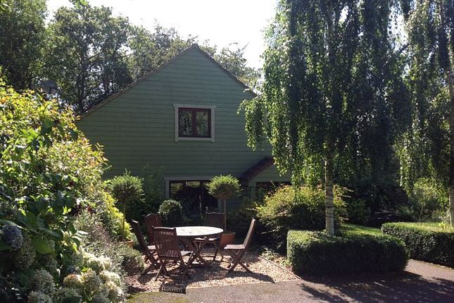 Thumbnail Lodge for sale in Swallows Barn Eco Lodge, Mill Meadow, Taunton