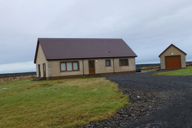 Thumbnail Bungalow for sale in Killimster, Wick