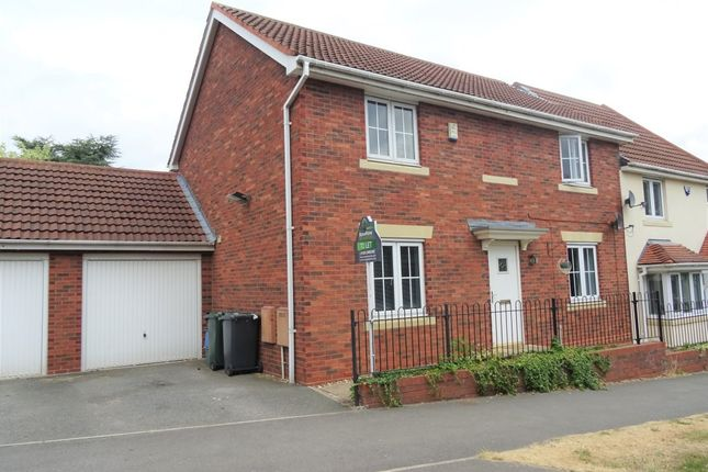 Thumbnail Semi-detached house to rent in Harvesters Way, South Milford, Leeds
