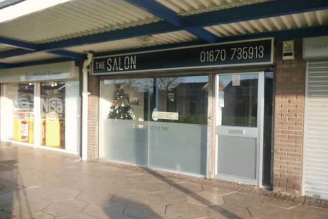 Thumbnail Commercial property for sale in The Salon, 5 Glenluce Court, Cramlington