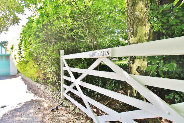 Entrance of Salvington Hill, High Salvington, West Sussex BN13