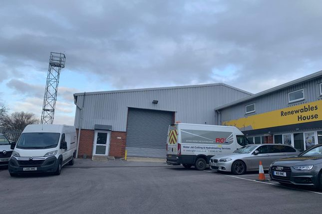Thumbnail Warehouse to let in Unit 1 Moorside Business Park, Winchester
