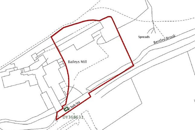 Thumbnail Land for sale in Baileys Mill Phase2, Lumsdale, Lower Lumsdale