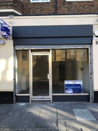 Retail premises for sale in Old Ford Road, London