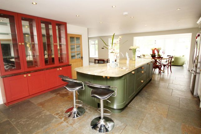 Thumbnail Property to rent in Hermitage Cottages, Clamp Hill, Stanmore