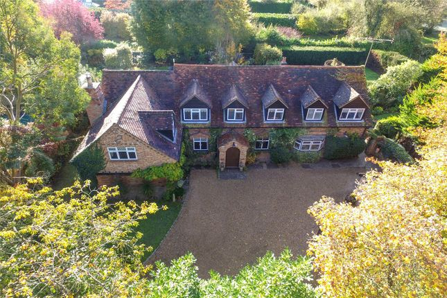 Thumbnail Detached house for sale in Ferry Lane, Medmenham, Buckinghamshire