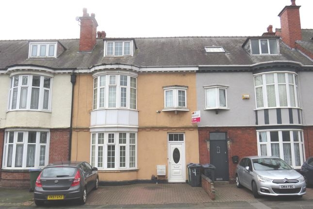 Thumbnail Terraced house for sale in Beeches Road, West Bromwich