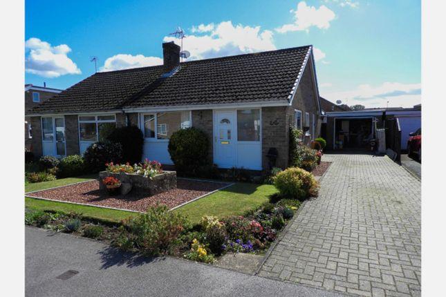 Thumbnail Semi-detached bungalow for sale in Honeypot Road, Richmond