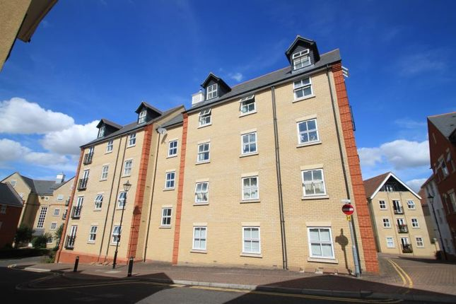 Thumbnail Flat to rent in Henry Laver Court, St Marys, Colchester