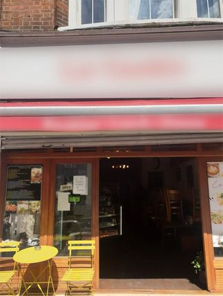 Thumbnail Restaurant/cafe for sale in Churchfield Road, London