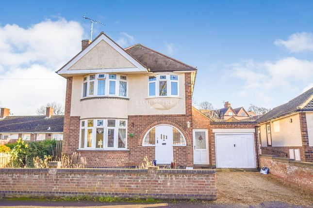 Thumbnail Detached house for sale in The Crescent, Kettering