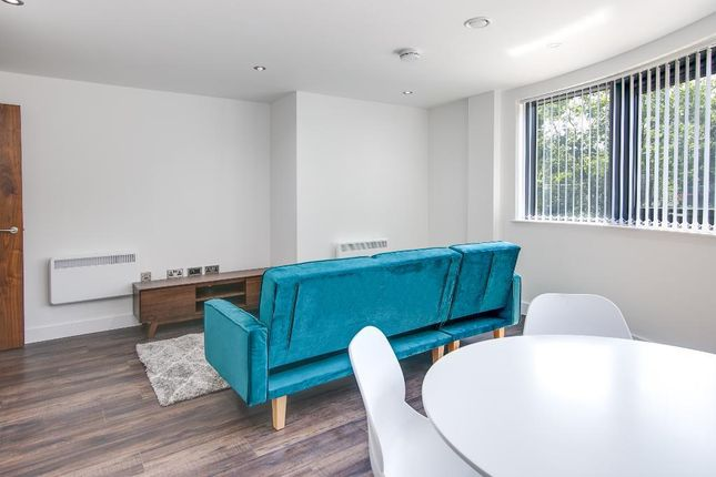 Thumbnail Flat to rent in 150 Sandpits, Birmingham