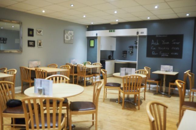 Photo 1 of Cafe & Sandwich Bars HX1, West Yorkshire