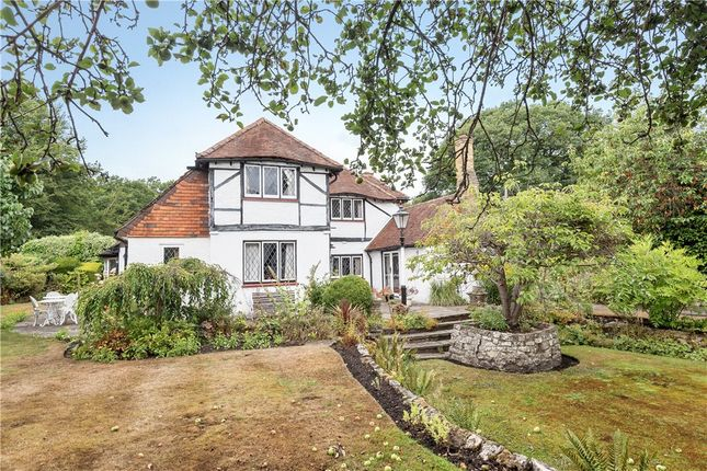 Thumbnail Detached house for sale in Gracious Pond Road, Chobham, Woking, Surrey