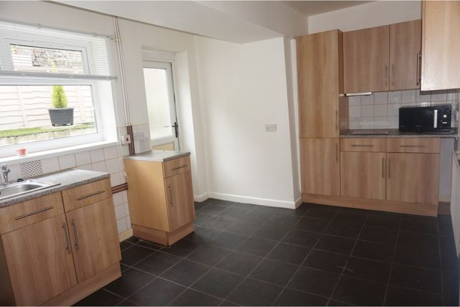 Thumbnail Terraced house for sale in Cardiff Road, Merthyr Tydfil
