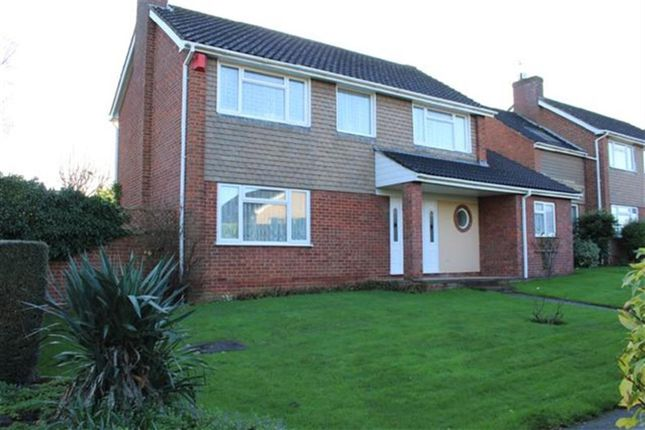 Thumbnail Detached house to rent in Cherry Road, Chipping Sodbury, Bristol