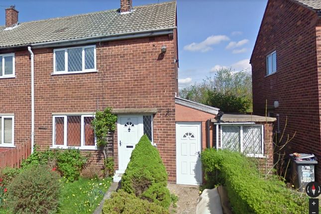Thumbnail Semi-detached house to rent in Whinside Crescent, Thurnscoe
