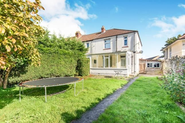 Thumbnail Semi-detached house for sale in Southmead Road, Westbury-On-Trym, Bristol, City Of Bristol