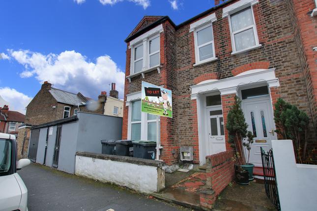 Thumbnail Flat to rent in Vevey Street, London