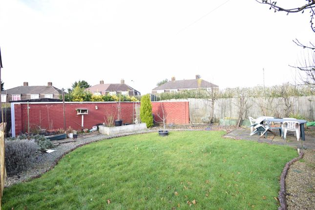 Thumbnail Land for sale in Plot With Planning, Selbrooke Crescent, Fishponds, Bristol