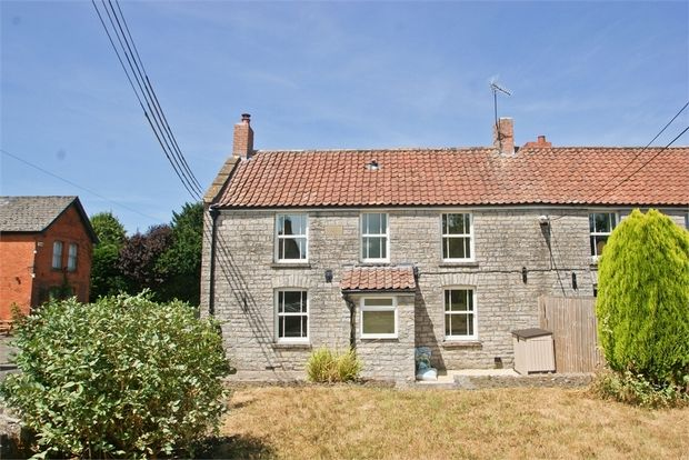 Thumbnail Cottage for sale in Barton St David, Somerton, Somerset