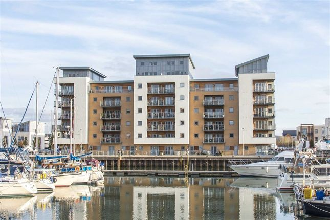 Thumbnail Flat for sale in Mizzen Court, Portishead, North Somerset