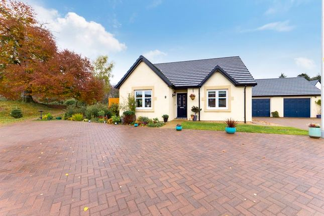 Thumbnail Detached bungalow for sale in Sunnyside Drive, Biggar