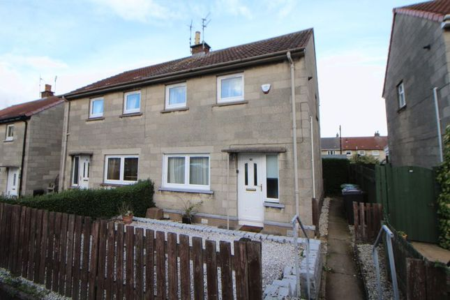 Thumbnail Semi-detached house for sale in Cawdor Crescent, Kirkcaldy