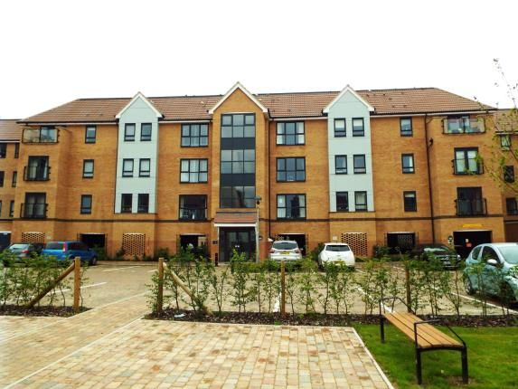 Thumbnail Flat for sale in Marbled White Court, Little Paxton, St Neots, Cambridgeshire