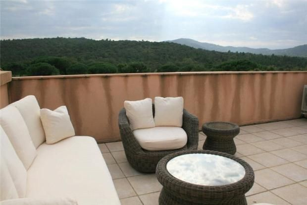 Upper Terrace of Gassin, Saint-Tropez, French Riviera, 83580