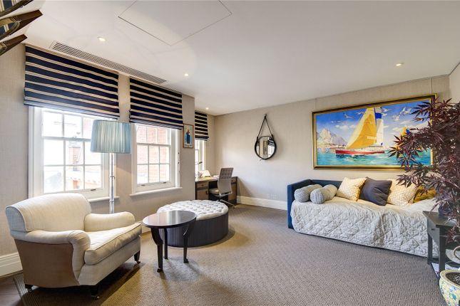 Bedroom of Lygon Place, Belgravia, London SW1W