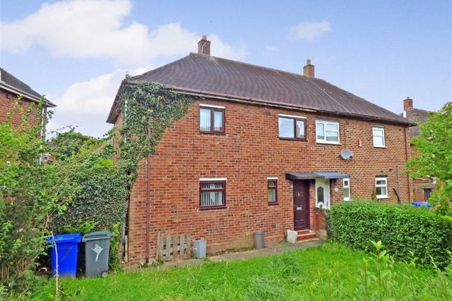 Thumbnail Semi-detached house for sale in Critchlow Grove, Longton, Stoke-On-Trent