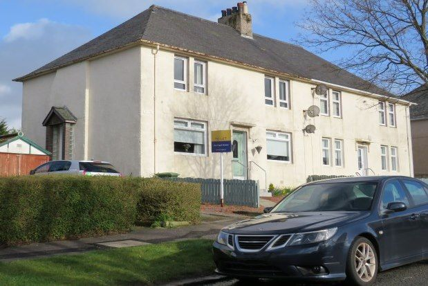 Thumbnail Flat to rent in Culzean Crescent, Kilmarnock
