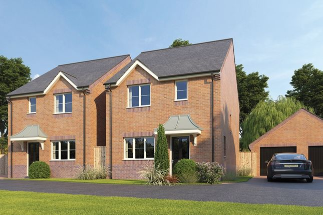 Thumbnail 3 bed semi-detached house for sale in Plot 67, Scarsdale Green, Bolsover