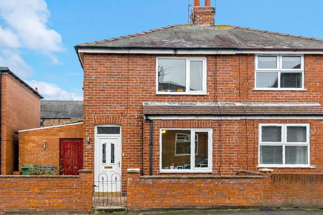 Thumbnail Semi-detached house for sale in Westwood Terrace, York