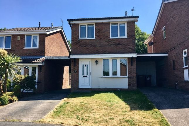 Thumbnail Semi-detached house to rent in Tamar Close, Congleton