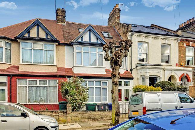 Thumbnail Terraced house for sale in Bellevue Road, London
