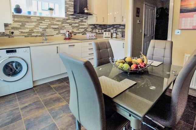 Thumbnail Detached house for sale in Teddington Drive, Leybourne, West Malling
