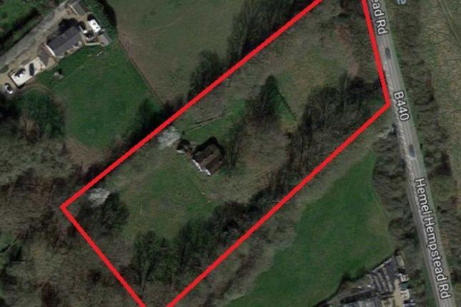 Thumbnail Land for sale in Hemel Hempstead Road, Dagnall, Berkhamsted