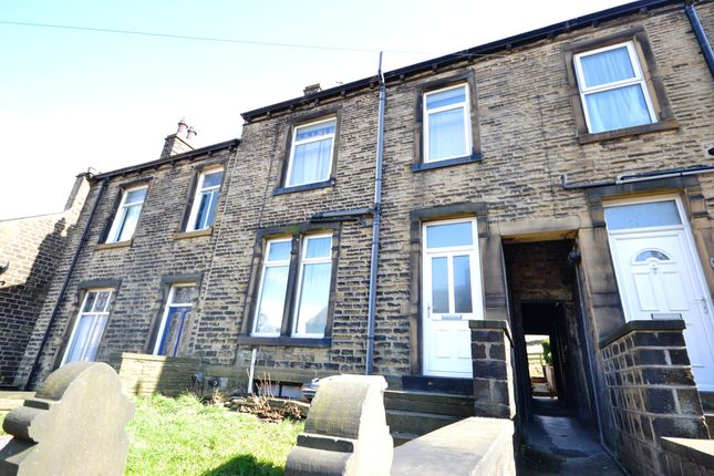 Thumbnail Terraced house to rent in Cross Lane, Primrose Hill, Huddersfield