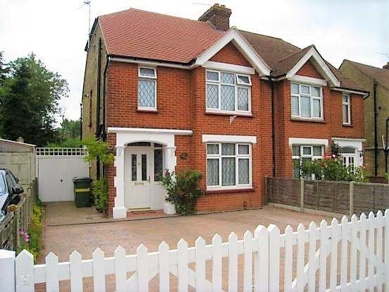 Thumbnail Semi-detached house for sale in Plains Avenue, Maidstone