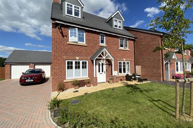 Thumbnail Detached house for sale in Brunel Road, Cam, Dursley