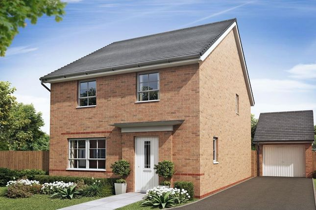 "4 bedroom detached house for sale in ""Chester"" at Crewe Road, Shavington, Crewe"