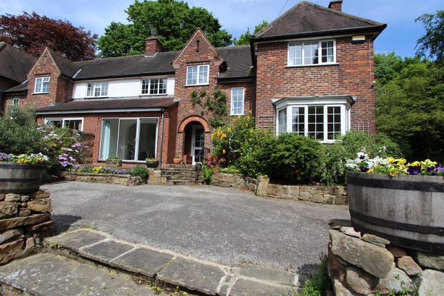Thumbnail Semi-detached house to rent in Duffield Road, Little Eaton, Derby