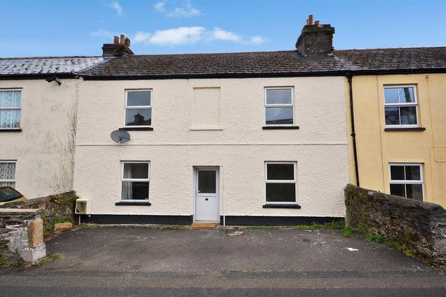Thumbnail Terraced house to rent in Moonsfield, Callington, Cornwall