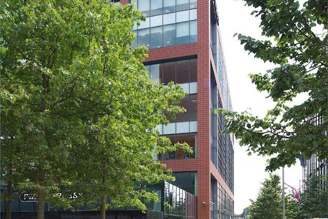 Office to let in Tony Wilson Place, Manchester