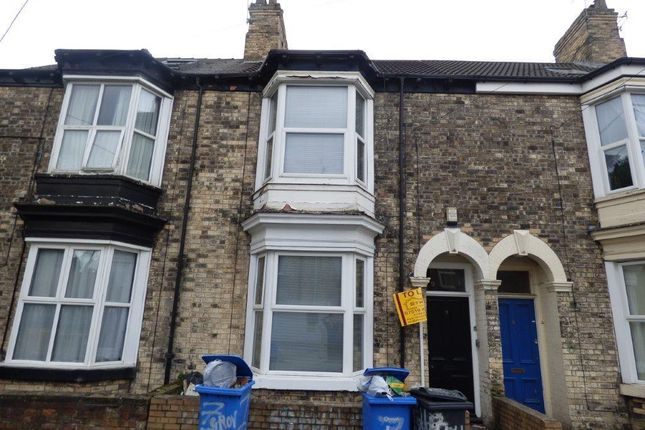 Thumbnail Terraced house for sale in Adderbury Grove, Hull