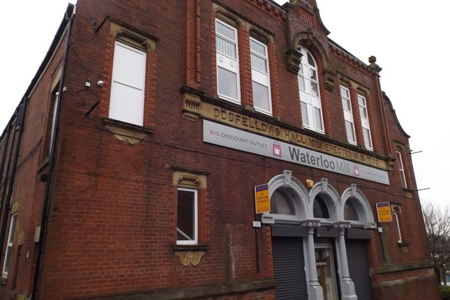 Thumbnail Flat to rent in Robson St, Oldham